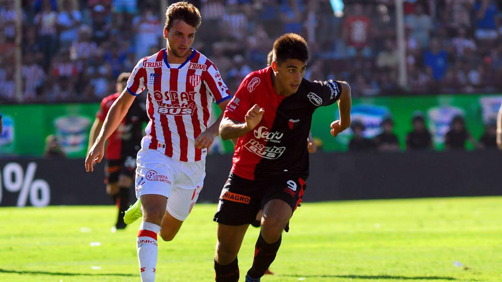 Nicolas Leguizamon Colon Union Primera Division Argentina 2016