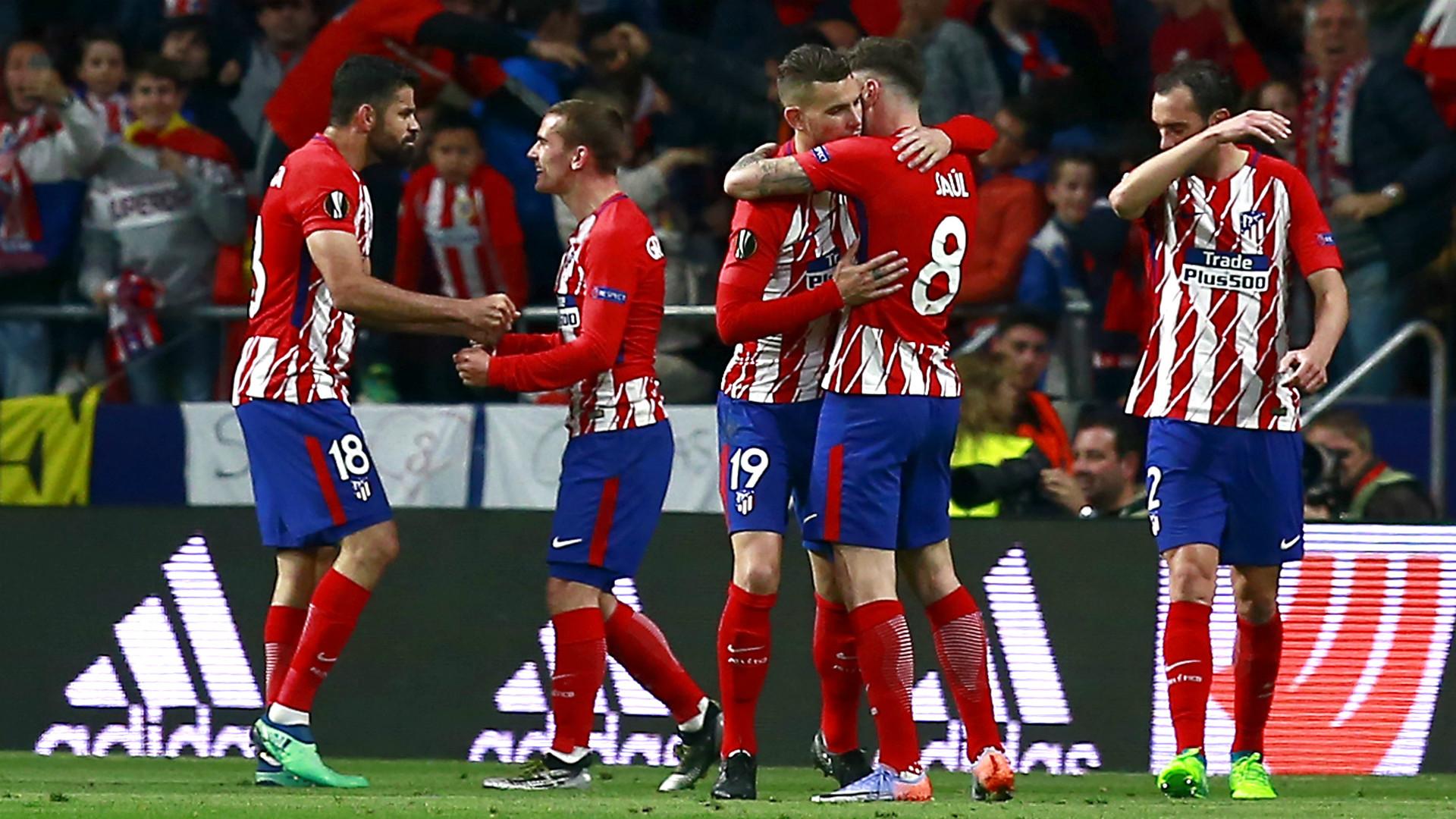 Atletico Madrid Arsenal Europa League