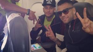 Neymar Dani Alves Parchis Ludo
