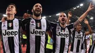 Dybala Higuain Bonucci Juventus
