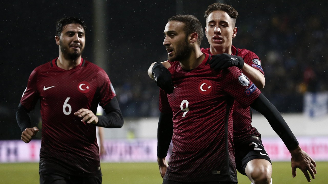 Cenk Tosun Turkey