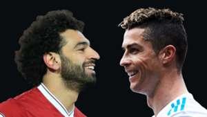 Mohamed Salah Cristiano Ronaldo
