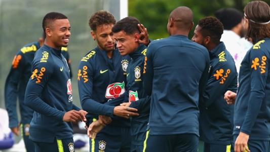 Seleção Brasileira divulga numeração para a Copa do Mundo  d0522dce65e48