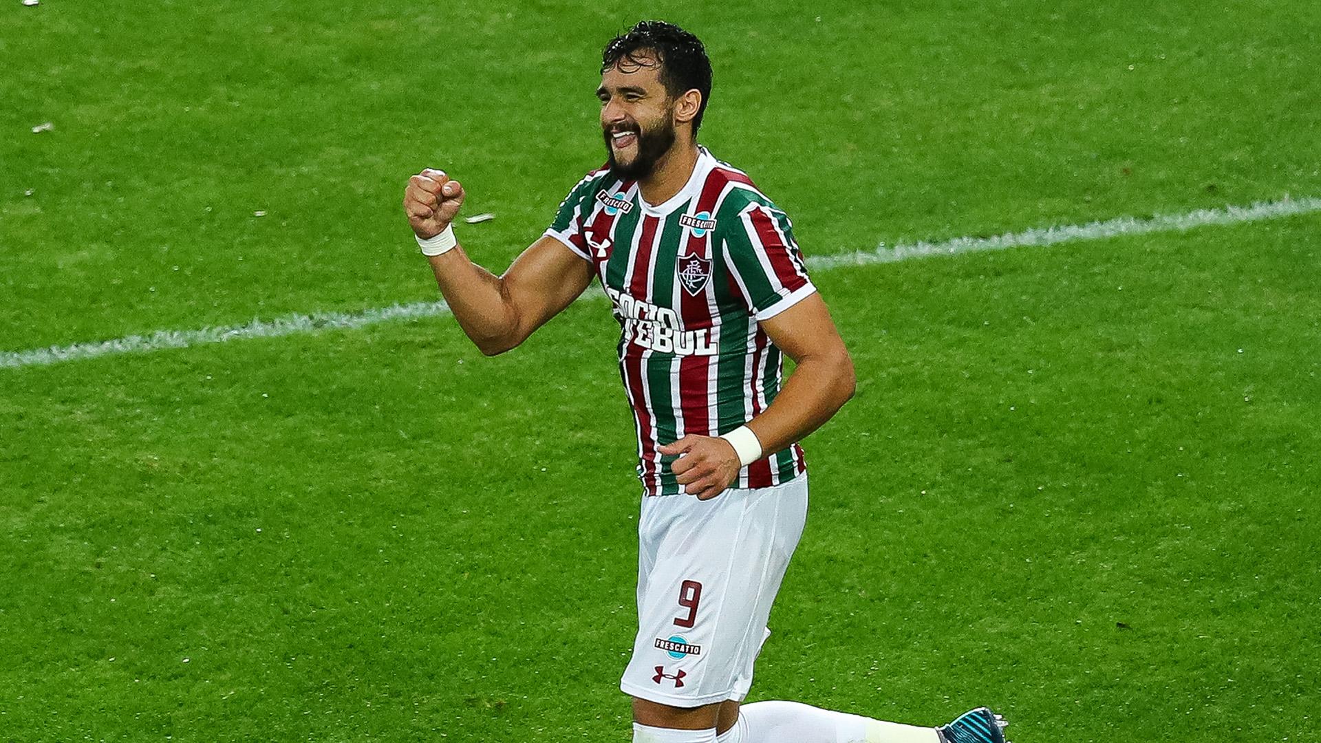Henrique Dourado Fluminense Atletico-MG Brasileirao Serie A 21082017