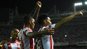 Teófilo Gutiérrez Junior Copa Sudamericana 2017