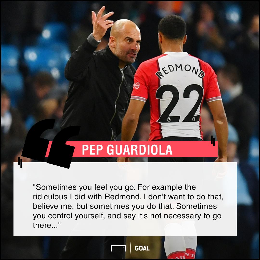 Quote GFX Pep Guardiola Manchester City