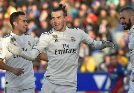 Bale ends longest Liga drought with Madrid winner