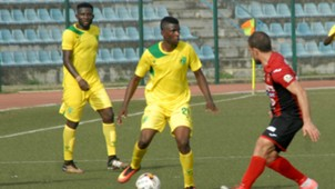 Plateau United vs. USM Alger - Johnson Ibeh