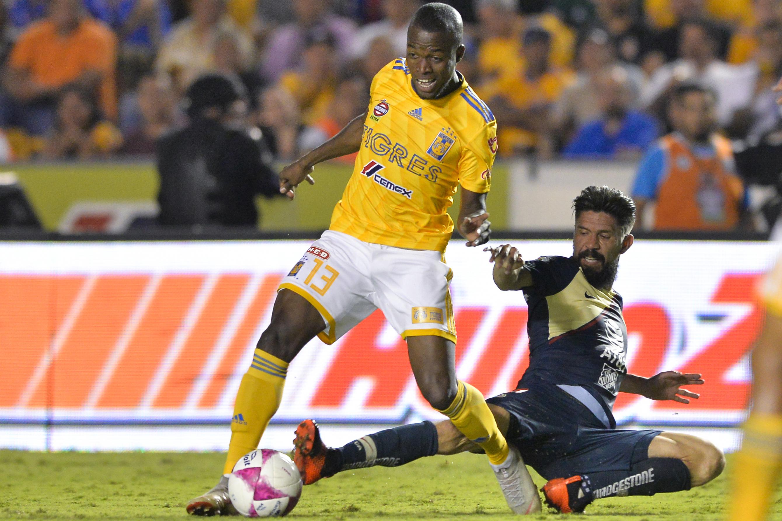 Resultado de imagen para Tigres vs América apertura 2018