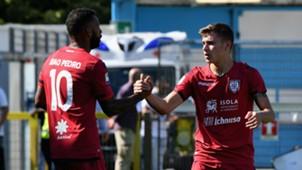 Niccolò Barella SPAL Cagliari Serie A