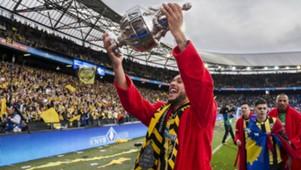 Lewis Baker, Vitesse, KNVB Beker, 04302017