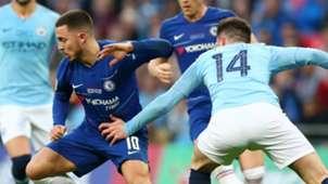 Eden Hazard Chelsea 2018-19