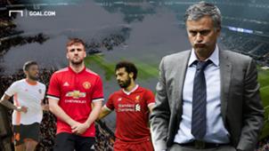 Players who can't shine with Mourinho GFX