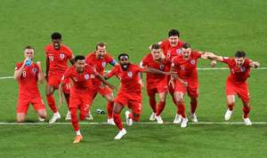 England makes it to the last 8 WC