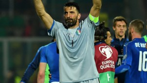 Gigi Buffon Italy Albania