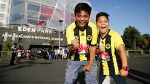 Wellington Phoenix fans