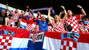 Euro 2016 supporter Croatia