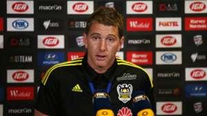 Chris Greenacre Adelaide United v Wellington Phoenix A-League 29012017