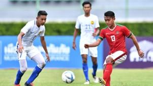 Kualifikasi Piala Asia U-23 2018: Febri Hariyadi & Muhammad Amirul Hisyam | Indonesia v Malaysia