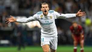 Gareth Bale Real Madrid 26052018