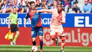 Kevin-Prince Boateng Juan Pablo Anor Huesca Barcelona LaLiga 13042019