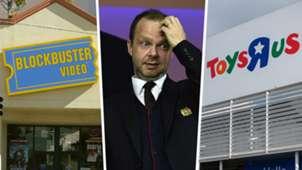 Blockbuster, Ed Woodward, Toys R Us