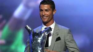 Cristiano Ronaldo UEFA Player of the Year