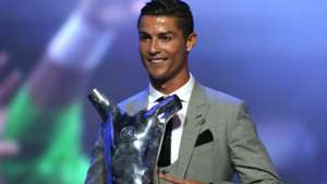 Cristiano Ronaldo UEFA Player of the Year