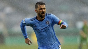 HD David Villa New York City FC