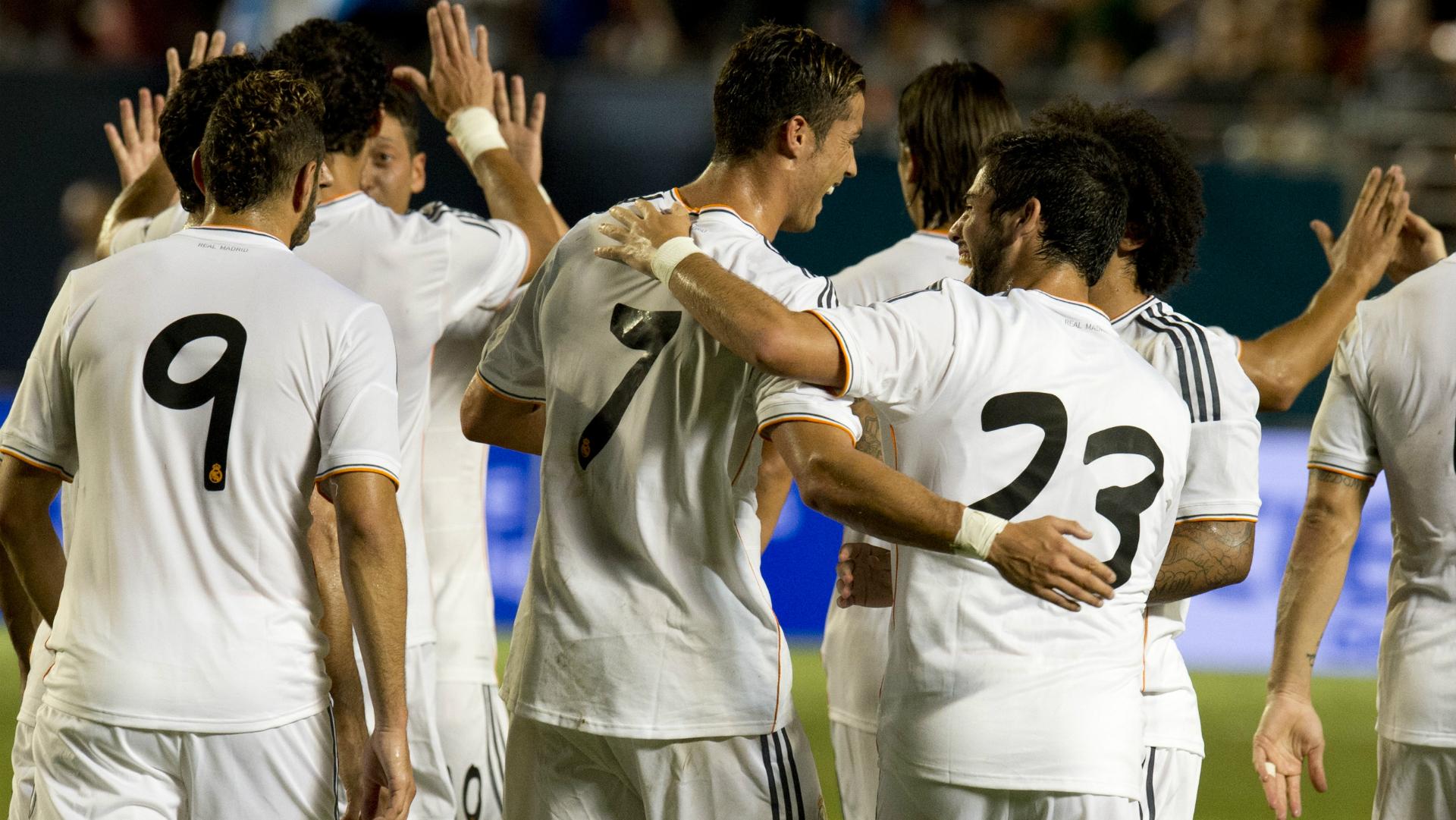 Real Madrid ICC 2013