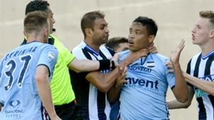 Luis Muriel Danilo Larangeira Udinese Sampdoria Serie A
