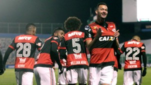 Rever Palestino Flamengo Copa Sudamericana 05072017