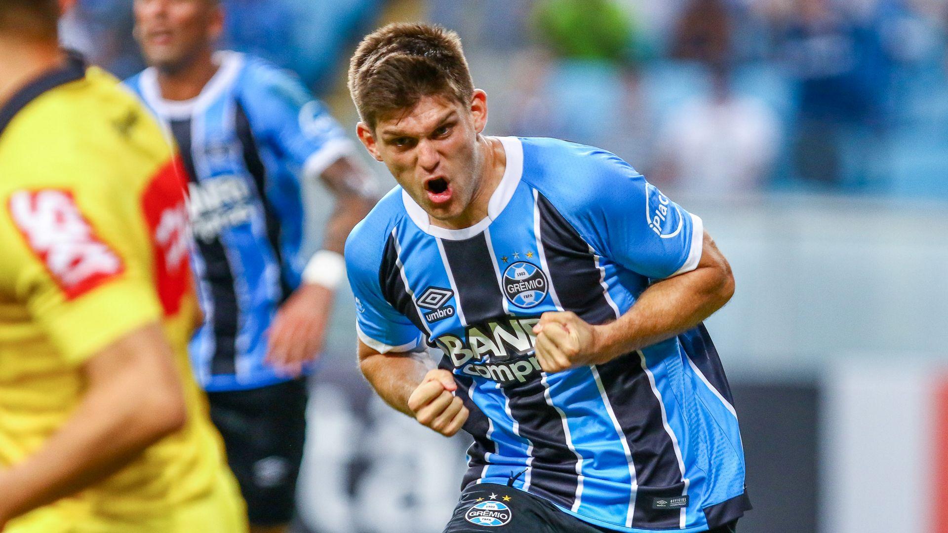 Kannemann Gremio Sao Paulo Brasileirao Serie A 15112017