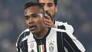 Alex Sandro Juventus Serie A 2016-17