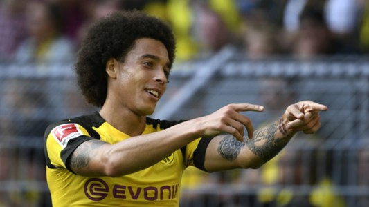 Axel Witsel, Borussia Dortmund