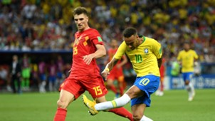 Thomas Meunier Neymar Belgien Brasilien 06072018