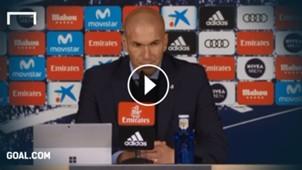 GFX Real Madrid Zinedine Zidane 10022018