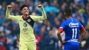América Cruz Azul Apertura 2018 Edson Álvare