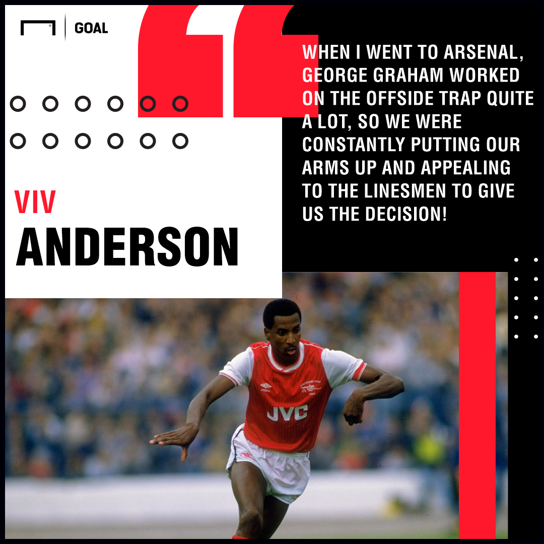 Viv Anderson Offside Rule PS