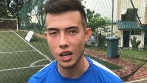 Jordan Ollerenshaw, Malaysia U23