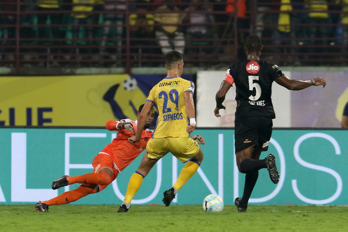 Kerala Blasters NorthEast United