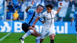 Lucas Barrios Angel Romero Gremio Corinthians Brasileirao Serie A 25062017
