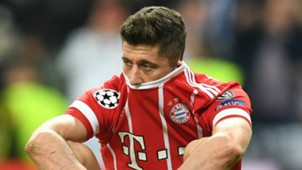 Robert Lewandowski Bayern Munich 2017-18
