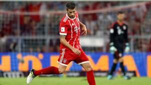Javi Martinez Bayern München Bundesliga 0717
