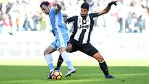 Sami Khedira Sergej Milinkovic Savic Juventus Lazio Serie A
