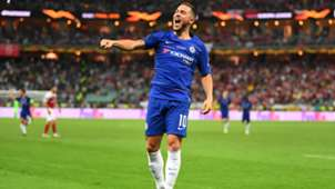 FC Chelsea Europa League Eden Hazard