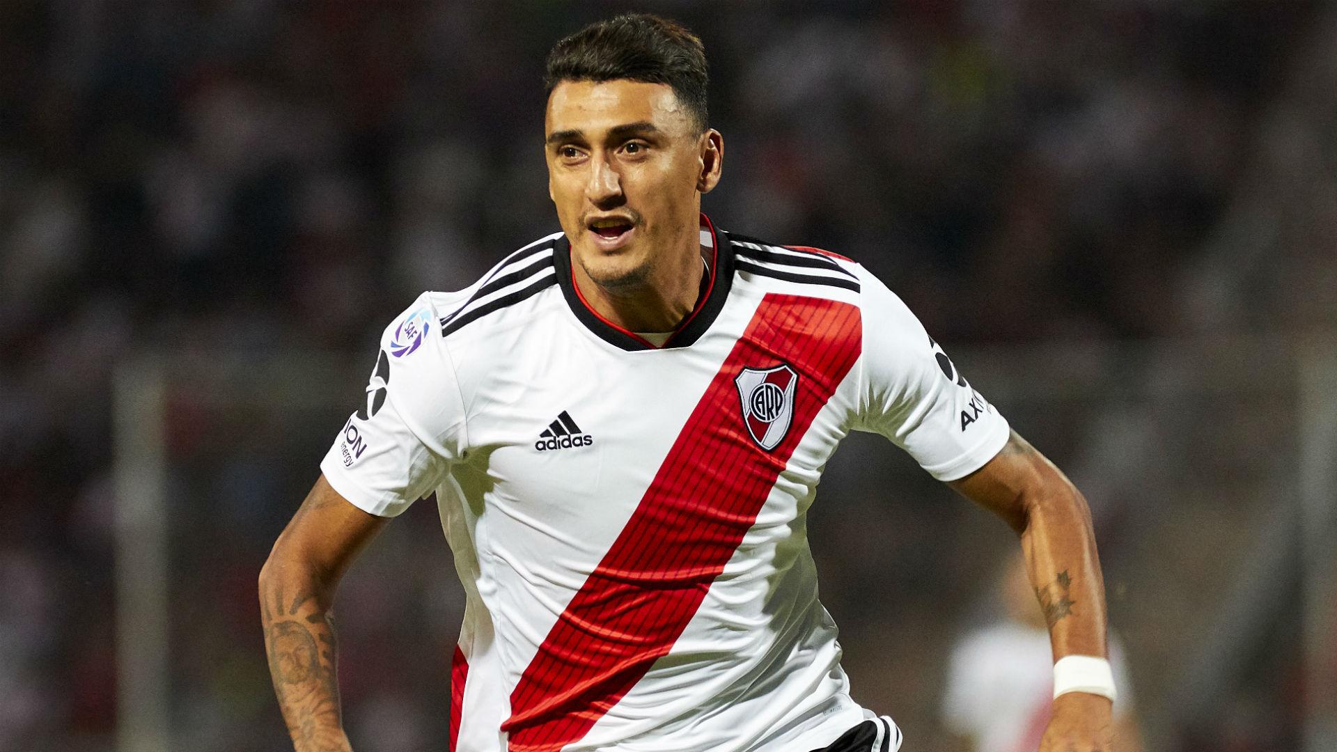 Matias Suarez Godoy Cruz River Superliga 30012019