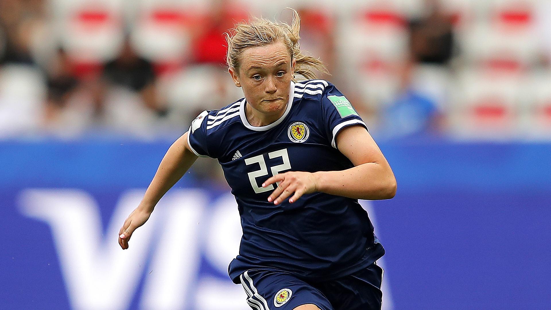 Erin Cuthbert, Scotland