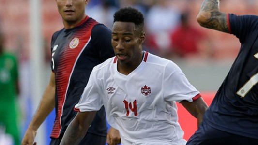 Mark Anthony Kaye Canada Gold Cup