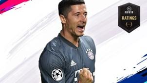 FIFA 19 - Ratings